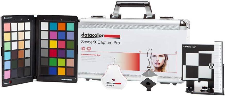 datacolor SpyderX Capture Pro - Kit de Herramientas para un Flujo de Trabajo de Color preciso