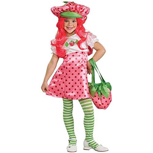 Deluxe Strawberry Shortcake Costume -