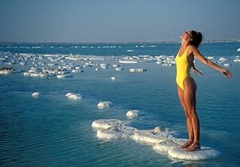 Sales del Mar Muerto - mgcl2 cloruro de magnesio hexahydrate Flake - 47% magnesio - Pie Soak, Sales de baño, tanques de flotación, sal agua Acuático, ...