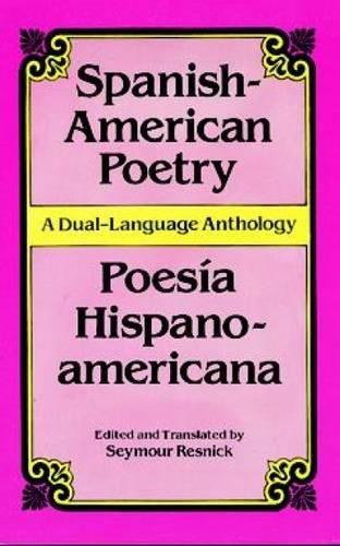 Download Spanish-American Poetry (Dual-Language): Poesia Hispano-Americana (Dover Dual Language Spanish) ebook