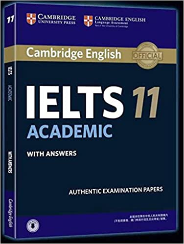 Buy cambridge english ielts 11 academic with answers book online at buy cambridge english ielts 11 academic with answers book online at low prices in india cambridge english ielts 11 academic with answers reviews fandeluxe Choice Image