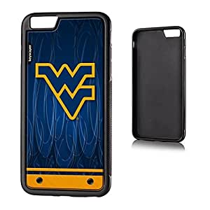 West Virginia Mountaineers iPhone 6 Plus (5.5 inch) Bumper Case Ghost NCAA