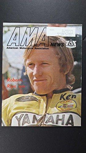 TORCYCLE ASSOCIATION 1974 ROBERT RIPS EM' (American Motors American Distributor)