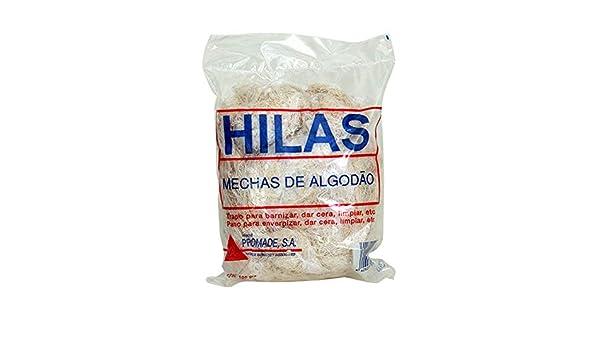 Promade - Hilas de algodón (1 Kg): Amazon.es: Bricolaje y herramientas