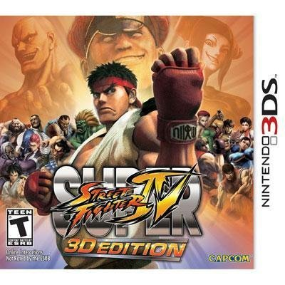 Quality Super Street Fighter IV:3D ED By Capcom by Nintendo (3ds Super Street Fighter Iv)