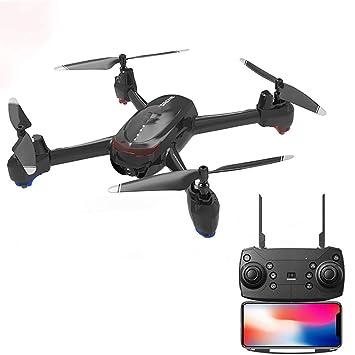 LZZL GPS Drone con cámara 1080P HD Camera Drone FPV Video en Vivo ...