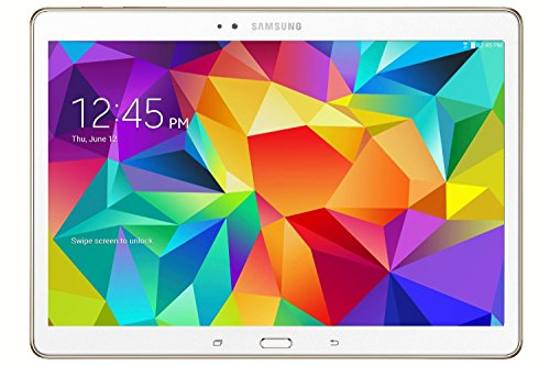 Samsung Galaxy Tab S 10.5in 16gb SSD Wifi Dazzling White ()