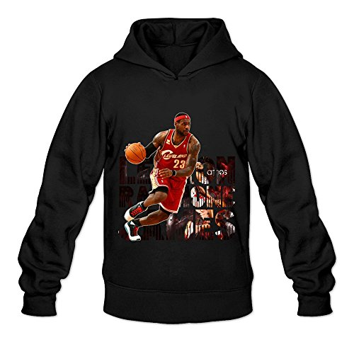 Men's LeBron Raymone James Street Wear Hoodies Sweatshirt...