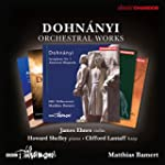 Dohn�nyi: Orchestral Works
