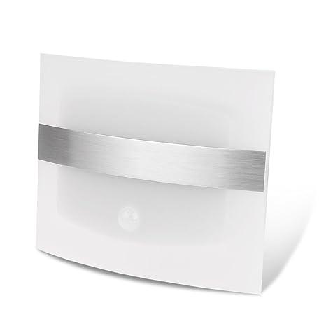 Lámpara de pared LED inalámbrico LemonBest en cualquier sitio diseño de luces funciona con pilas Sensor