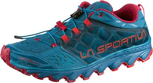 Scarpe Da Corsa La Sportiva Helios 2.0 - Ss18 Tangerine Blu Tropico