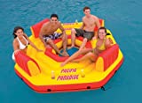 INTEX Pacific Paradise Lounge Island River Tube Raft | 58286E