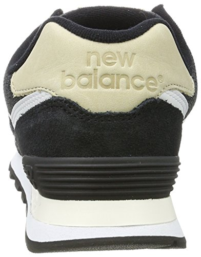 New Balance 574, Scarpe da Corsa Uomo nero