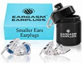 Eargasm Smaller Ears Earplugs for Concerts Musicians Motorcycles Noise...