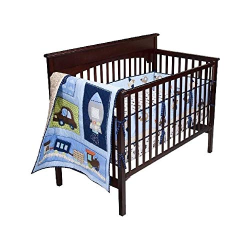 Circo Baby Crib Bedding Nursery Set (3 pc Set)