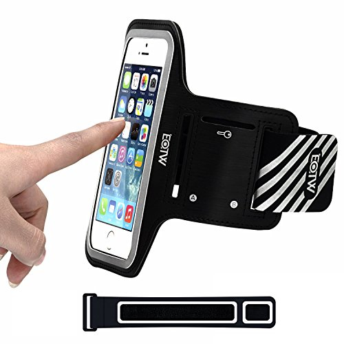 Sports Armband for iPhone 4/4s/5/5s (Black) - 6