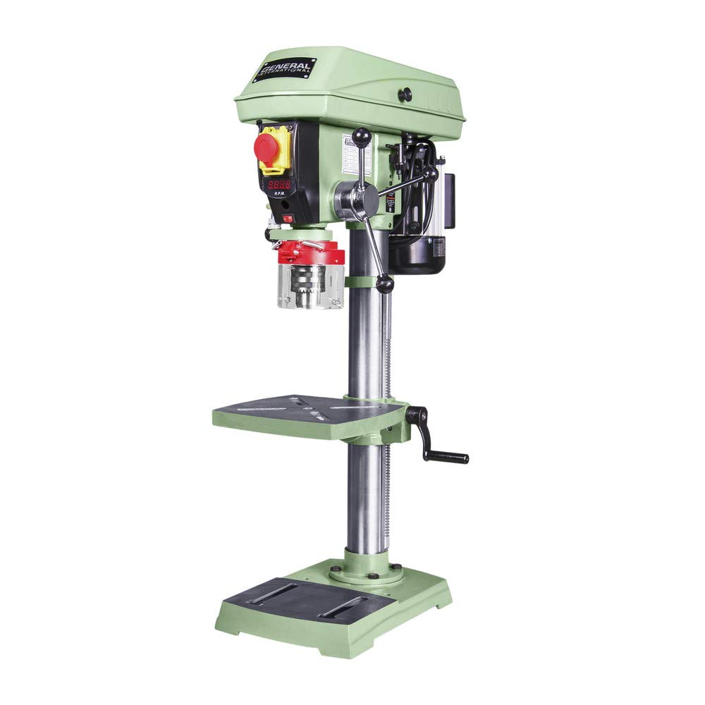 "General International 12"" Benchtop Drill Press"