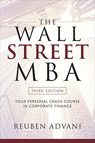 The Wall Street MBA, Third Edition: Your Personal Crash Course in Corporate Finance by McGraw-Hill Education