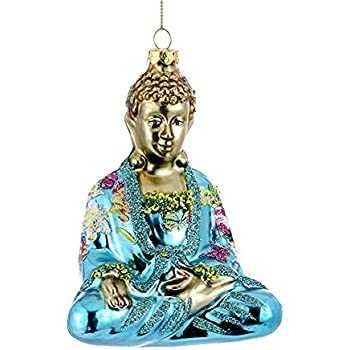 Kurt Adler Glass Buddha Ornament - Amazon.com: Kurt Adler Glass Buddha Ornament: Home & Kitchen