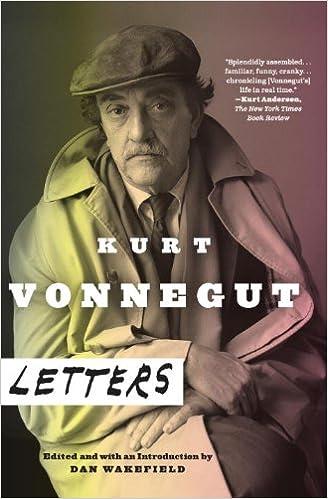 kurt vonnegut letters kurt vonnegut dan wakefield  kurt vonnegut letters kurt vonnegut dan wakefield 9780385343763 com books