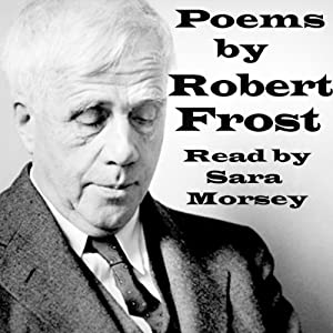 Poems of Robert Frost Audiobook