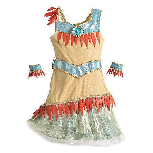 Disney Pocahontas Costume for Kids Size 7/8 Multi