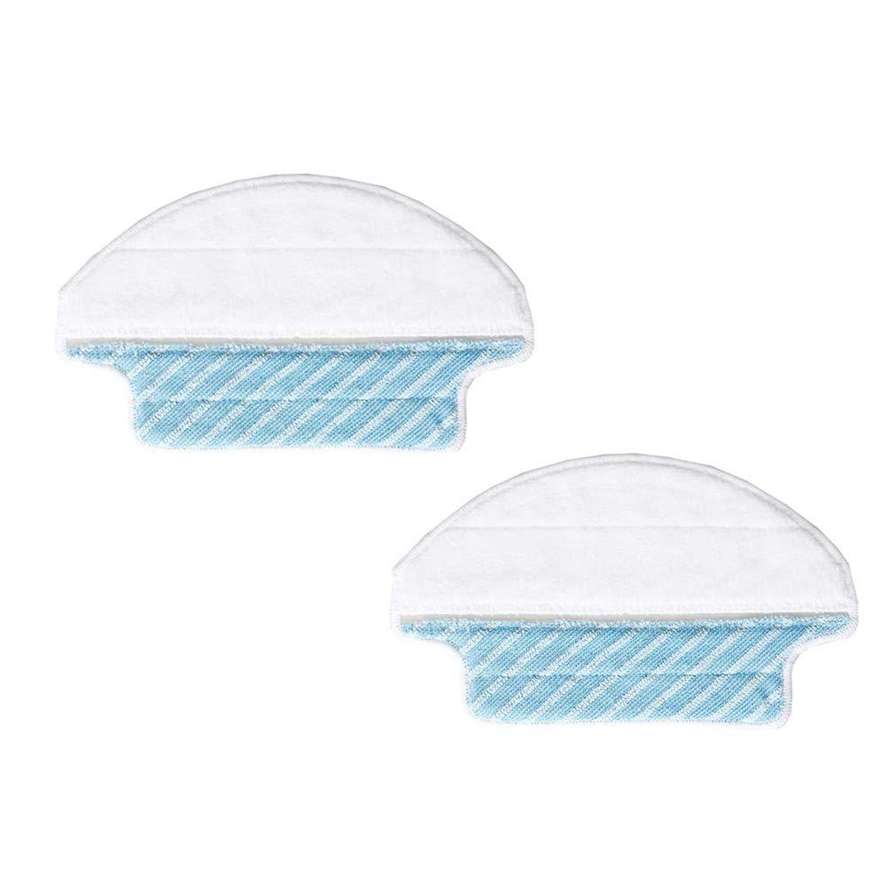 BLUELIRR 2 piezas Paño de Repuesto Mojado y seco Compatible Conga ...