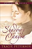 Front cover for the book Shadows of the Canyon by Tracie Peterson
