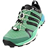 Cheap adidas outdoor Women's Terrex Skychaser Blanch Green/Black/Green Glow Athletic Shoe