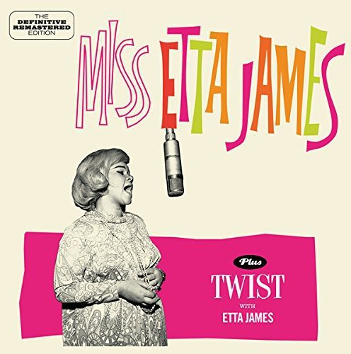 CD : Etta James - Miss Etta James + Twist with Etta James (Spain - Import)