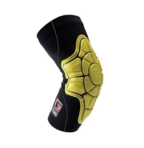G-FORM PRO-X Elbow Pads – flessibile gomitiere che Distribuiscono  Protezioni, giallo