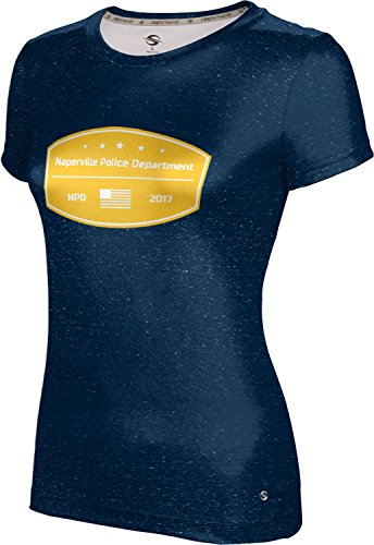 ProSphere Women's Naperville Police Department Heather Shirt (Apparel) - Il Shopping Naperville In