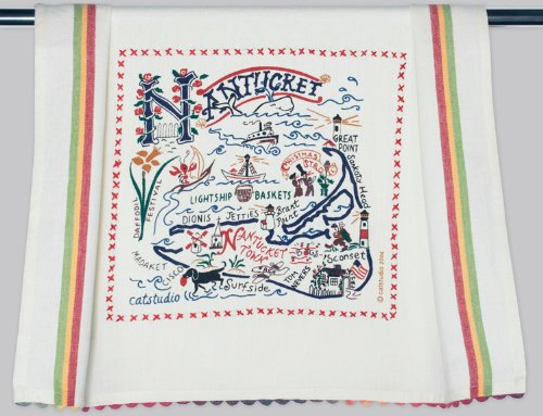 Nantucket Dish Towel (Nantucket Bath Towel)
