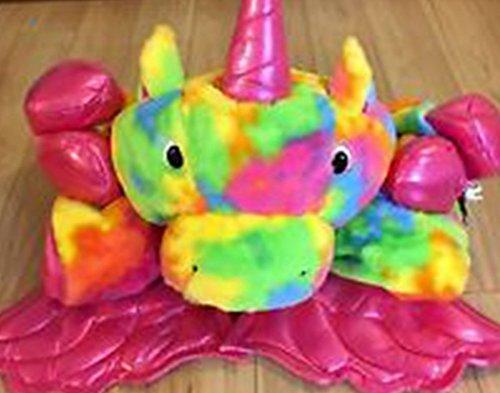 Kid's Animal Character Slumber Sleeping Bag (Rainbow Unicorn)