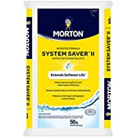 MORTON SALT 1501 50 lb Systemsaver Pellet