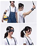 ROCKBROS UV Protection UPF50+ Half Face Mask Black