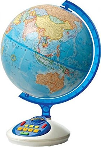 Educational Insights GeoSafari Talking Globe Geography Games New Kids School ^G#fbhre-h4 8rdsf-tg1359981