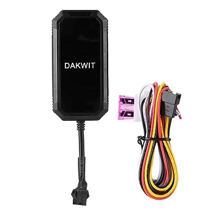 Amazon.com: Mini rastreador GPS para coche, localizador en ...
