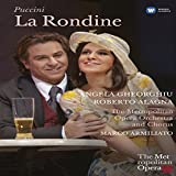 La Rondine-DVD Live From The Met [Import]
