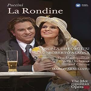 La Rondine-DVD Live From The Met [Import]
