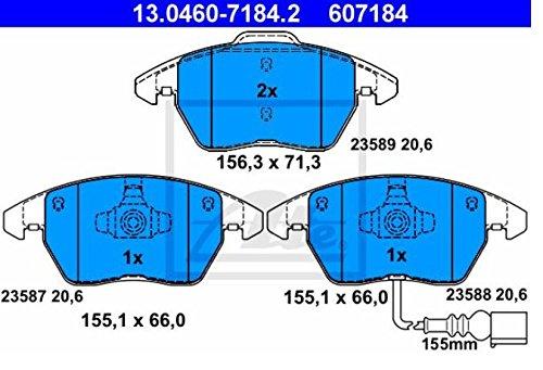 Iycorish Kit di Pinne di Squalo Diffusore da 10 Pezzi per Modello di Fibra di Carbonio del Generatore di Vortice Aria Ala del Tetto dello Spoiler