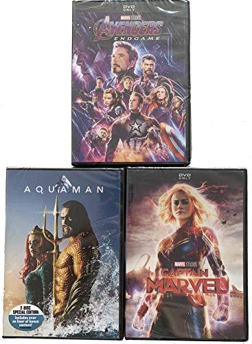 Aquaman SE-CAPTAIN MARVEL-AVENGERS: ENDGAME