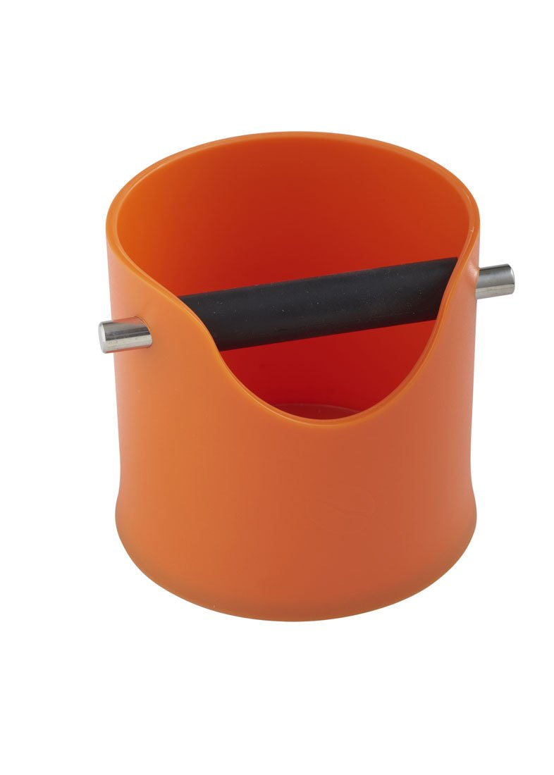 Crema Pro Knock Box 110mm - Burned Orange