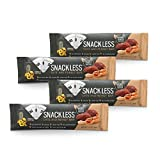 Snack Less Date and Peanut Bars, 12 bars