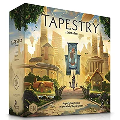 Tapestry: Toys & Games