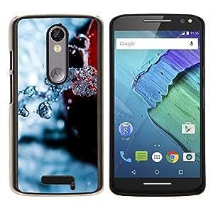 For Motorola Droid Turbo 2 / Moto X Force Case , Sunset Beautiful Nature 29- Diseño Patrón Teléfono Caso Cubierta Case Bumper Duro Protección Case Cover Funda