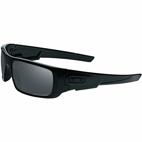 BlackBlack Crankshaft Iridium SunglassesMatte Polarized Oakley xoreEQWBdC