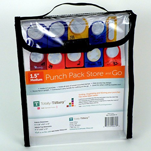 Punch Pack 2 Store and Go by Totally-Tiffany