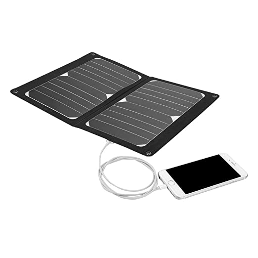 Amazon.com: Richer-R Panel Solar, Cargador Solar Plegable ...