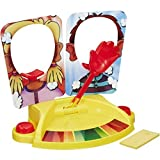 pie in the face - Pie Face Showdown Game, HOGOKIDS Double Pie Face Showdown Board Games for Kids Interesting Cake Cream Pie in The Face Family Game for Children(Yellow)